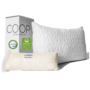 Coop Home Goods Best Pillows For Snoring