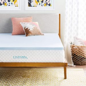 Linenspa Best Mattress Topper