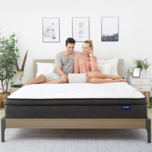 Sweetnight King Mattress