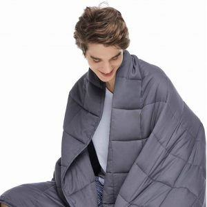 ZonLi Best Cooling Weighted Blanket